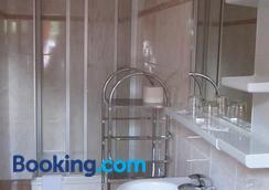 Haus Kehrwieder - Hotel am Kur-Café - Quedlinburg - Bathroom