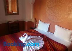 利雅德伊特安酒店 - 馬拉喀什 - 馬拉喀什 - 臥室