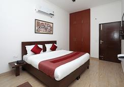 Oyo 10888 Sector 46 - Faridabad - Bedroom
