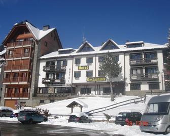 Hotel Tirol - Formigal - Gebouw
