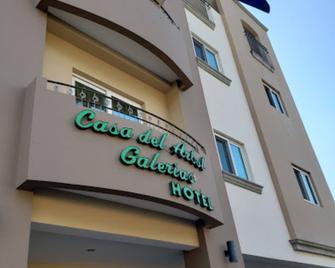Hotel Casa del Arbol Galerias - San Pedro Sula - Building