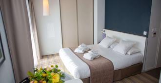 Privilège Appart Hotel Saint-Exupéry - Toulouse - Slaapkamer