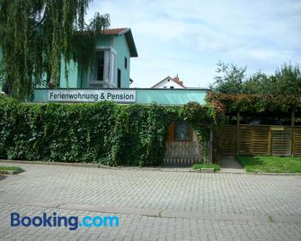 Pension Stepponat - Arnstadt - Building