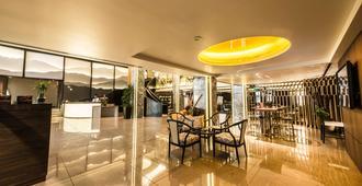 Hotel Fusion, a C-Two Hotel - Σαν Φρανσίσκο - Σαλόνι ξενοδοχείου