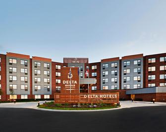 Delta Hotels by Marriott Dartmouth - Dartmouth - Gebäude