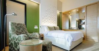 Raia Hotel Kota Kinabalu - Kota Kinabalu - Bedroom