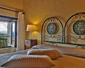 Antica Locanda - Pienza - Bedroom