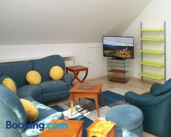 Ferienhaus Bauerngarten - Bad Buchau - Living room