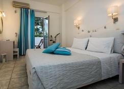 Diamond Apts And Suites - Chersonissos - Schlafzimmer