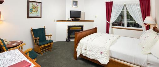 Alpen Rose Inn - Leavenworth - Bedroom