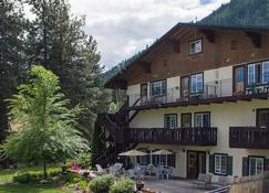 Alpen Rose Inn - Leavenworth - Rakennus
