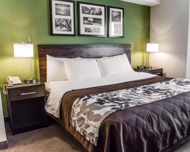Sleep Inn Richmond North - Richmond - Habitación