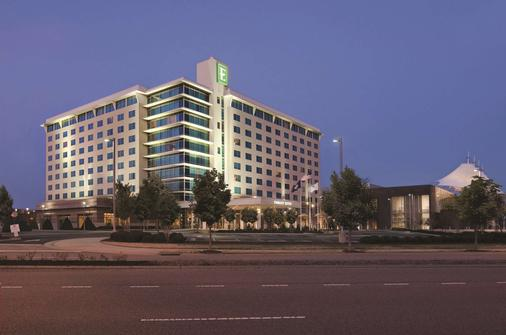 Embassy Suites by Hilton Hampton Convention Center - Hampton - Κτίριο
