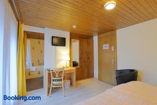 Hotel Rössli - Interlaken - Schlafzimmer