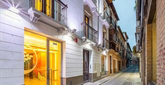 Hotel Arriola - Granada - Vista del exterior
