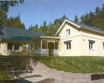 One beautiful Swedish house and a million reasons to stay. Discover Norrbotten - Älvsbyn