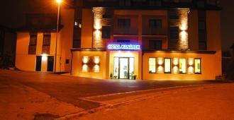 Hotel Kanarek - פראג - בניין