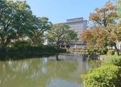 Hotel New Otani Saga - Saga - Widok na zewnątrz