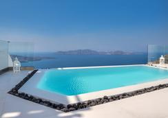 Day Dream Luxury Suites - Fira - Pool