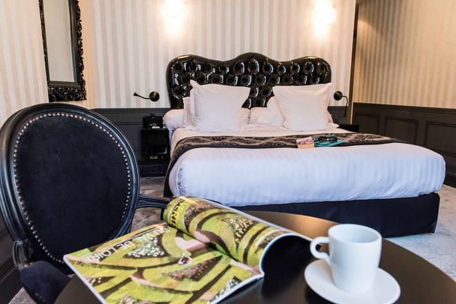 貝斯特韋斯特阿爾克酒店 - 奥爾良 - 奧爾良 - 臥室