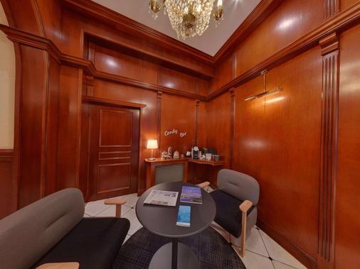Best Western Hotel D'Arc - Orléans - Lobby