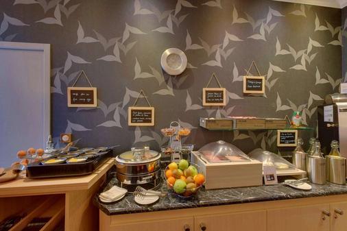 貝斯特韋斯特阿爾克酒店 - 奥爾良 - 奧爾良 - 自助餐