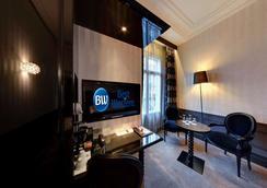 貝斯特韋斯特阿爾克酒店 - 奥爾良 - 奧爾良 - 休閒室