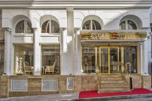 Eskar Hotel - Istanbul - Building