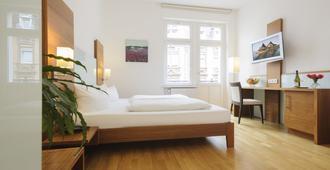 ホテル オーガスティネー トル - コンスタンツ - 寝室