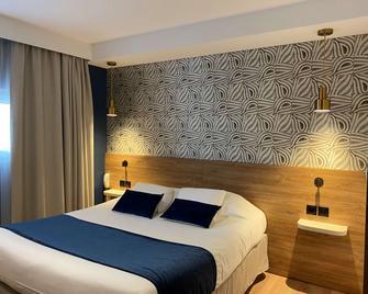 Kyriad Montpellier Est - Lunel - Lunel - Schlafzimmer