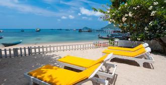Coral View Apartment - Ko Tao - Beach