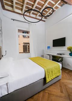 Boutique Centrale Palace - Rome - Bedroom