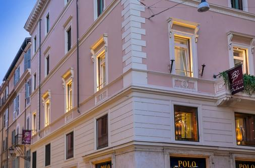 Boutique Centrale Palace - Rome - Building