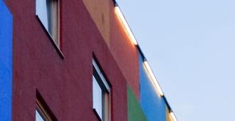 Creatif Hotel Elephant - Múnich - Edificio