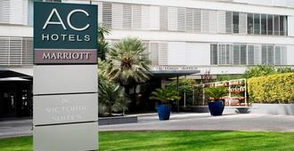 AC Hotel Victoria Suites by Marriott - Barcelona - Edifício