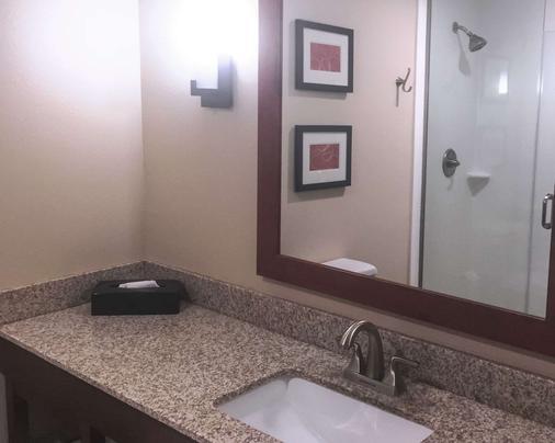 西奧馬哈凱富套房酒店 - 奥馬哈 - 奧馬哈 - 浴室