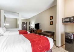 西奧馬哈凱富套房酒店 - 奥馬哈 - 奧馬哈 - 臥室