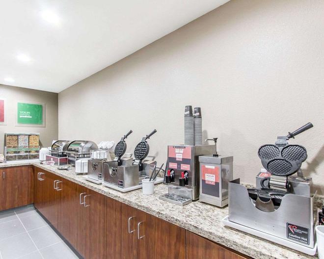 Comfort Suites West Omaha - Omaha - Buffet