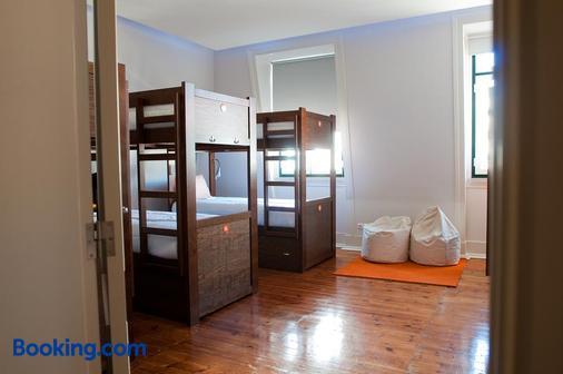 Lisb'on Hostel - Lisbon - Phòng ngủ