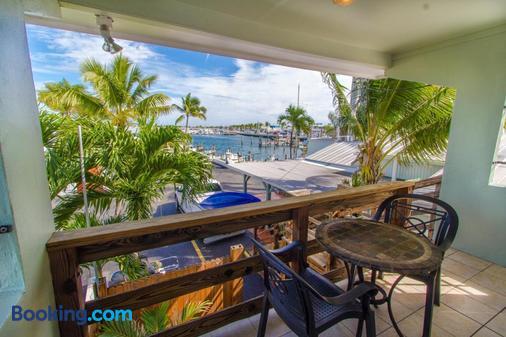 Harborside Motel & Marina - Key West - Ban công