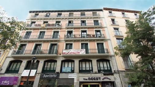 阿爾瓦羅君悅酒店 - 馬德里 - 建築