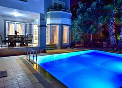 Infinity Mavi Villa - Fethiye - Pool