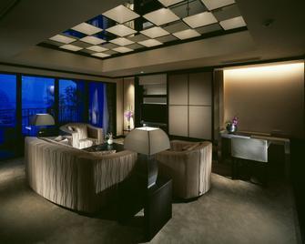 Hotel La Suite Kobe Harborland - Kōbe - Sala de estar