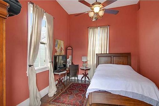 Ihsp French Quarter House - New Orleans - Bedroom