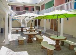 Curacao Color Appartments - Willemstad - Patio