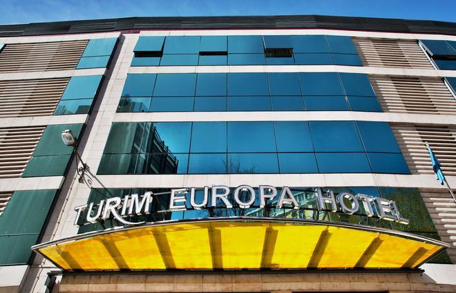 Turim Europa Hotel - Lisboa - Edificio