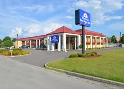 Americas Best Value Inn Tupelo Barnes Crossing - Tupelo - Rakennus