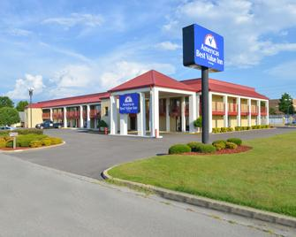Americas Best Value Inn Tupelo Barnes Crossing - Тупело - Building