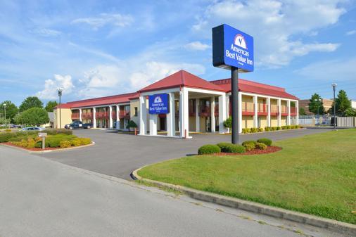 Americas Best Value Inn Tupelo Barnes Crossing - Tupelo - Building