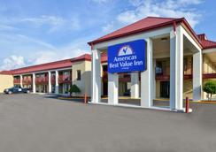 Americas Best Value Inn Tupelo Barnes Crossing - Tupelo - Gebäude